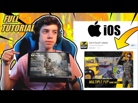 Call of Duty Mobile iOS Download RIGHT NOW! 100% Works! // COD Mobile Account not in thisstore fix