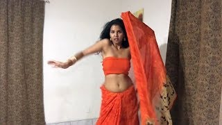 Hot indian lady dance in nepali DJ Song 2074 ll 2018.......