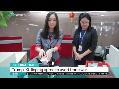 The United States and China have issued a joint statement, pledging to avoid a trade war. There have been months of mutual threats of tariffs from both sides.