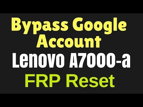 Repeat Lenovo Vibe K5 Plus QC FRP Reset By Ultimate Multi