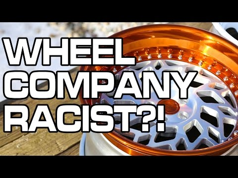 RACIST Wheel Company? The Watercooled Ind Story...