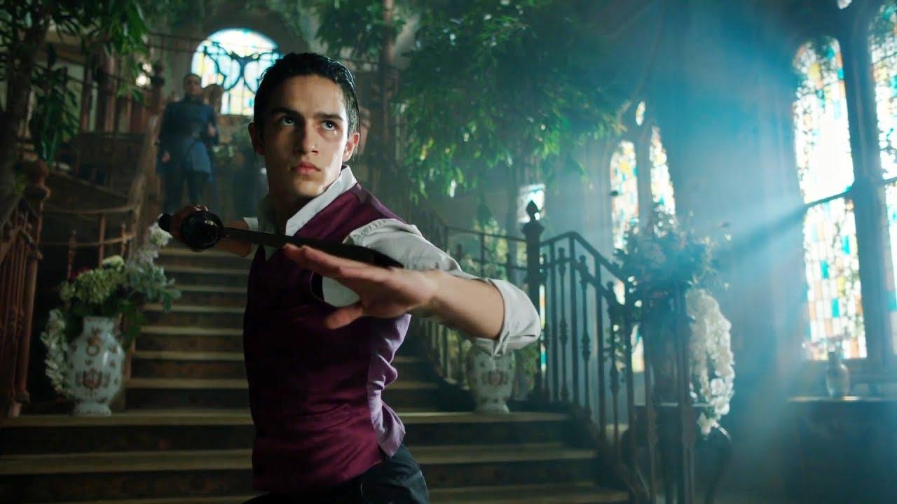 Download Into The Badlands Season 3  episode 2- MK vs Moon Fight scene 4k