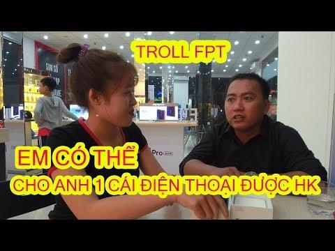 Thử ăn Mặc Lịch Sự Vào FPT Shop
