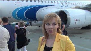 VLOG: летим на Кипр (Домодедово-Ларнака)(Начинаю серию видео о поездке на Кипр. Видео 1. Перелет на Кипр, прибытие в Ларнаку, а затем в Протарас к нашем..., 2013-06-23T13:40:11.000Z)