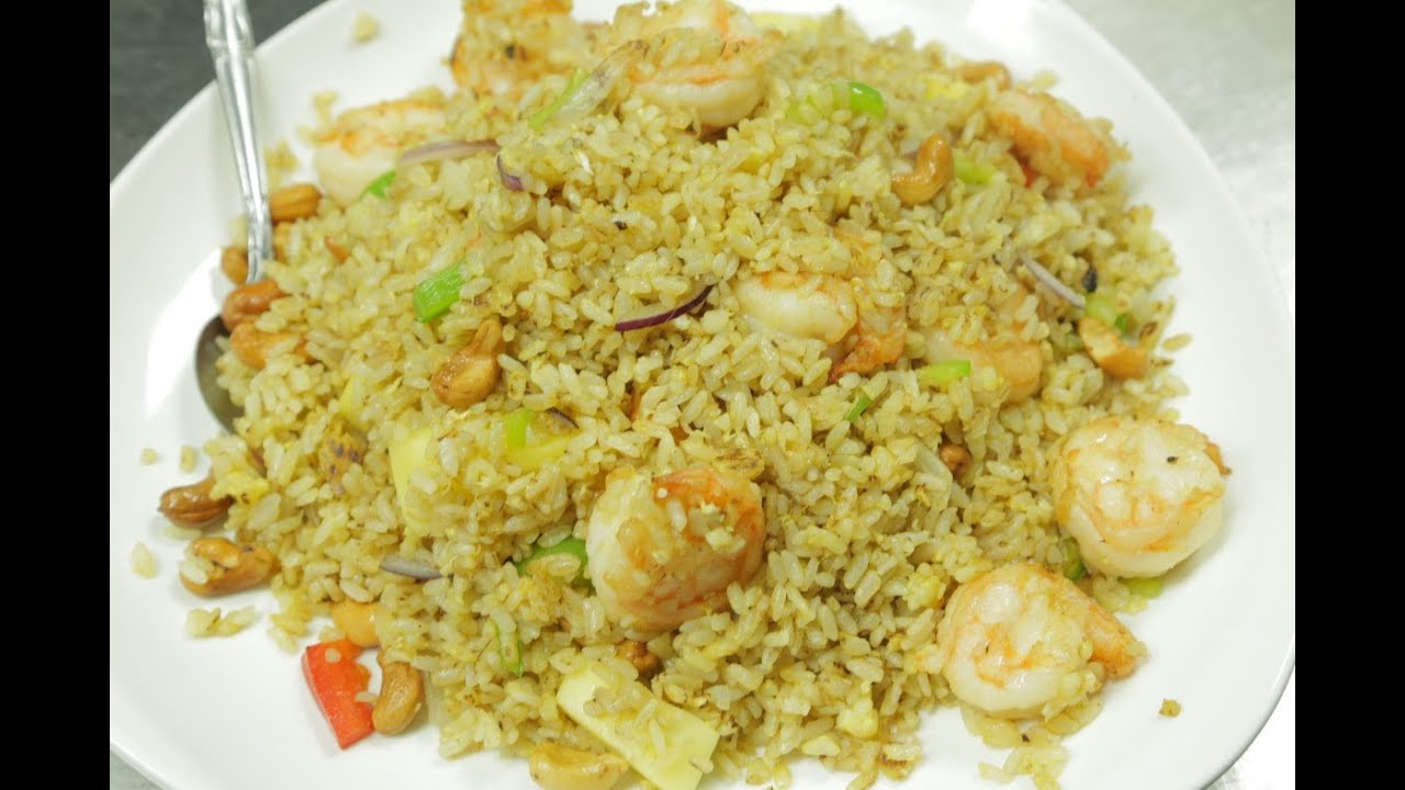 Golden fried rice youtube ccuart Gallery