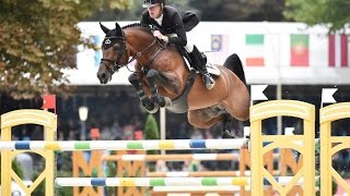 Comme il Faut (Cornet Obolensky x Ratina Z) Longines Grand Prix 1.60m Rotterdam 3th place