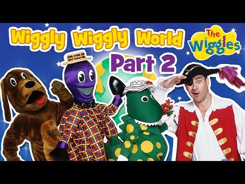 The Wiggles: It's A Wiggly Wiggly World (Part 2 Of 4)