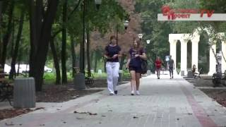 ВП-TV: Открытие сада Бернадского