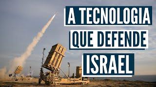 COMO ISRAEL SE DEFENDE? O que é o Iron Dome?