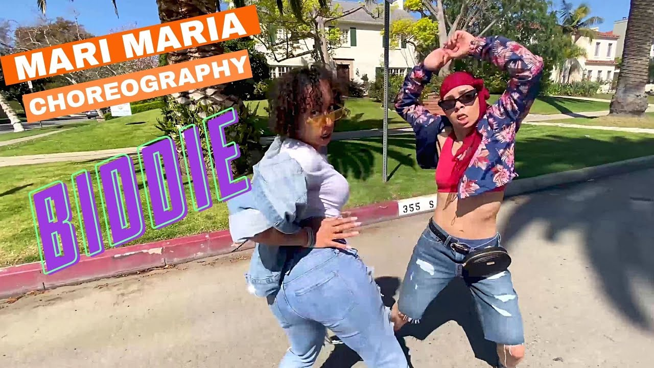Lulu Be. Biddie - Choreography by Mari Maria