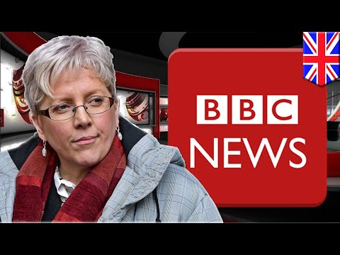 BBC's Carrie Gracie resigns as China editor in protest over pay gap