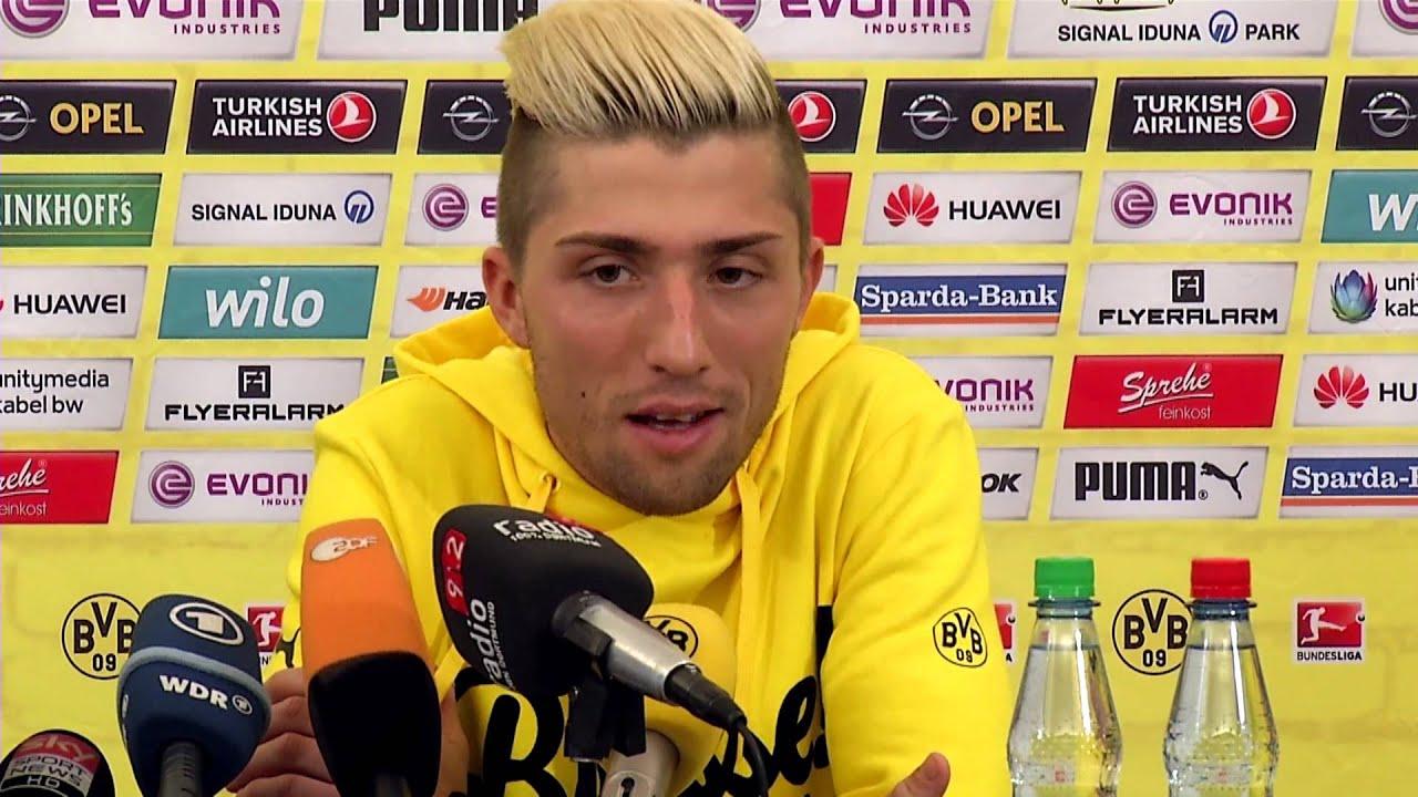 Kevin Kampl: Mama hat wegen mir den Führerschein | Borussia Dortmund | FC Red Bull Salzburg
