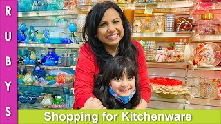 No Cooking Today! Shopping for Kitchenware VLOG in Urdu Hindi - RKK