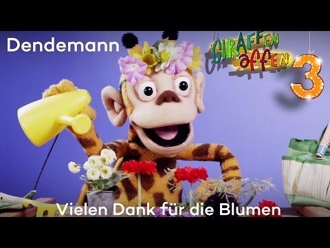 Giraffenaffen 3: Dendemann - Vielen Dank für die Blumen