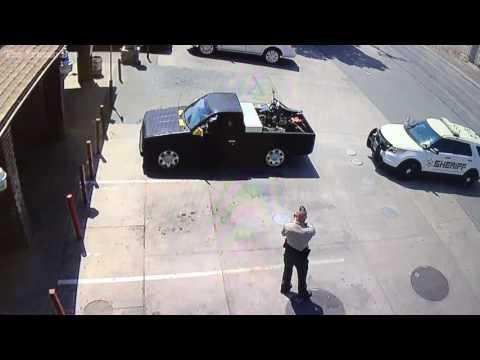 Tulare County deputy shoots suspect
