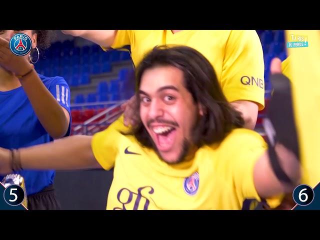 Aboudrar aziz round 10 : tu ris tu perds … on t'handball !  avec le psg handball