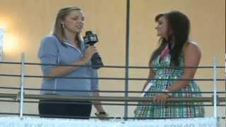 Karen, Lindsey Slater and Skylar Laine on FOX 40 Weekend.mpg
