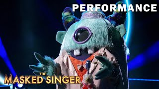 "Monster sings ""Stay With Me"" by Sam Smith 