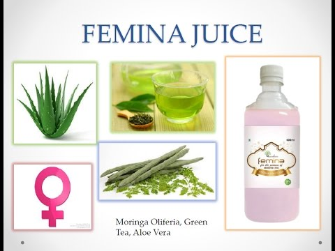 Femina Juice (Designed for Females and their well being)