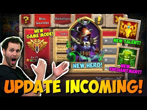 New Update What You NEED To Know Castle Clash