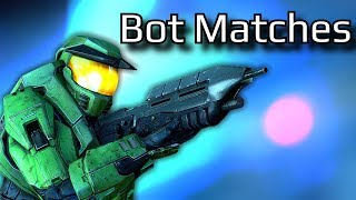 Its about time Halo got AI Bot matches!