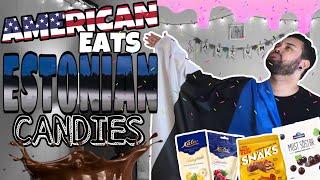 American EATS // Estonian Candies ft. URXUNICORN