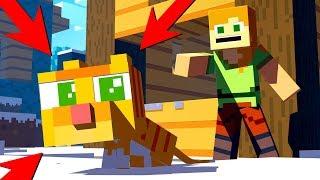 🐱 cat. | Minecraft Animation