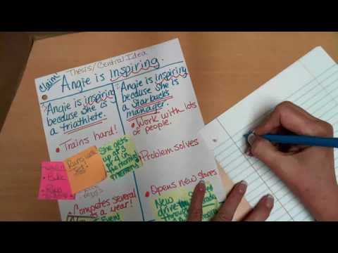 Compare and Contrast dance essay
