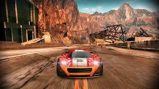 Split Second: Elite Racing - Canyon (720p HD) Gameplay