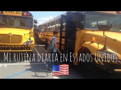 Mi rutina diaria en Estados Unidos | Martín Tena