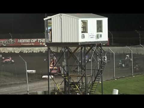 Fairbury American Legion Speedway Powri A Main Part Two  8-15-19