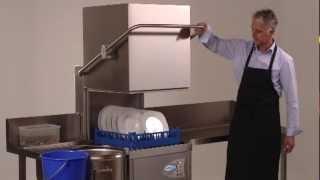 Hydro 857 Salz nachfüllen Hauben-Spülmaschine Großküche