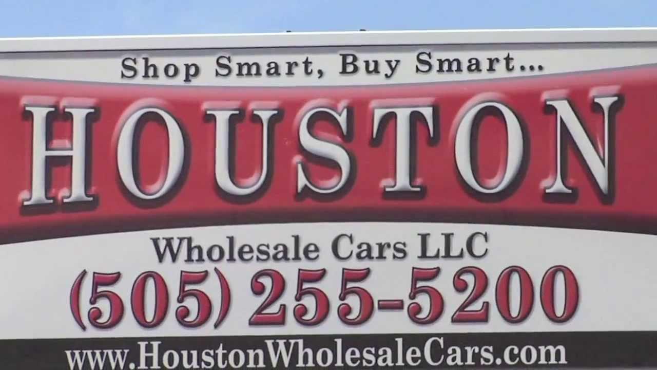 Houston Wholesale Cars Llc Welcome Video Youtube