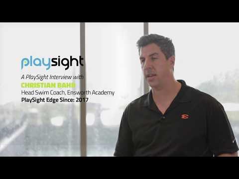 PlaySight Swimming - SmartPool Technology Powering the Ensworth School