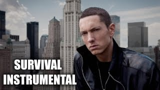Download Eminem - Survival Instrumental (Official Remake) | New Album 2013 | Deep Rock Rap Beat | Syko Beats MP3 song and Music Video