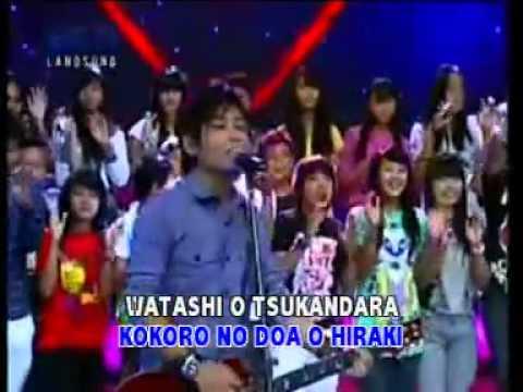 Zivilia   Kokoronotomo Teman Dihati  Live   Lyrics Www Keepvid Com