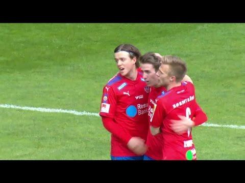 Höjdpunkter: Självmål räddade HIF mot Gefle - TV4 Sport