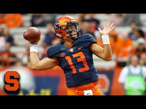 Syracuse QB Tommy DeVito Leads Orange To Win vs. UNC
