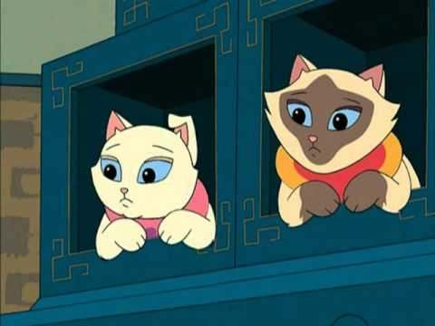 Sagwa, the Chinese Siamese Cat - Ciao, Meow!