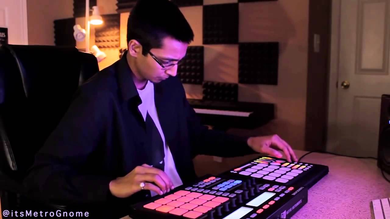 how to make a marimba remix