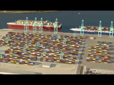 JAXPORT improvements
