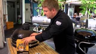 Wie funktioniert räuchern im Gasgrill?