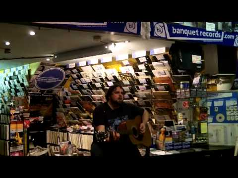 Chris T-T at Banquet Records