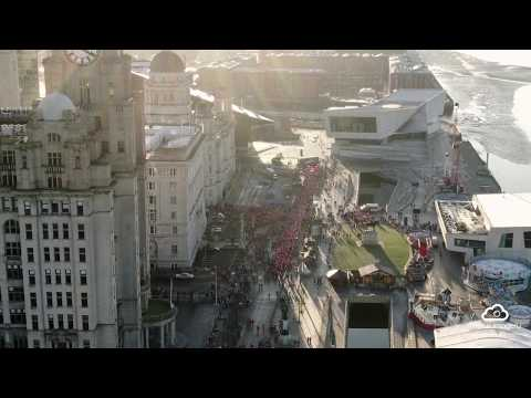 BTR Liverpool Santa Dash 19