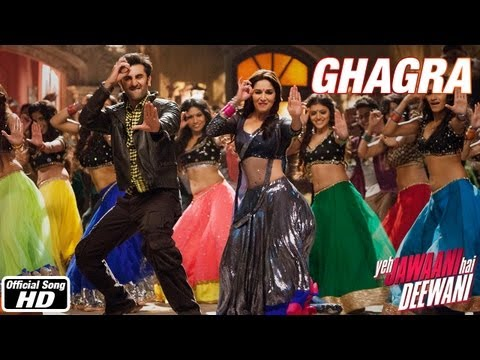Ghagra - Yeh Jawaani Hai Deewani | Madhuri Dixit, Ranbir Kapoor, Deepika Padukone