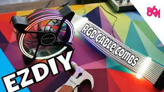 EZDIY's lighting up your cables!