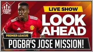 Manchester United vs Swansea Preview | POGBA Back To Prove Mourinho Wrong!