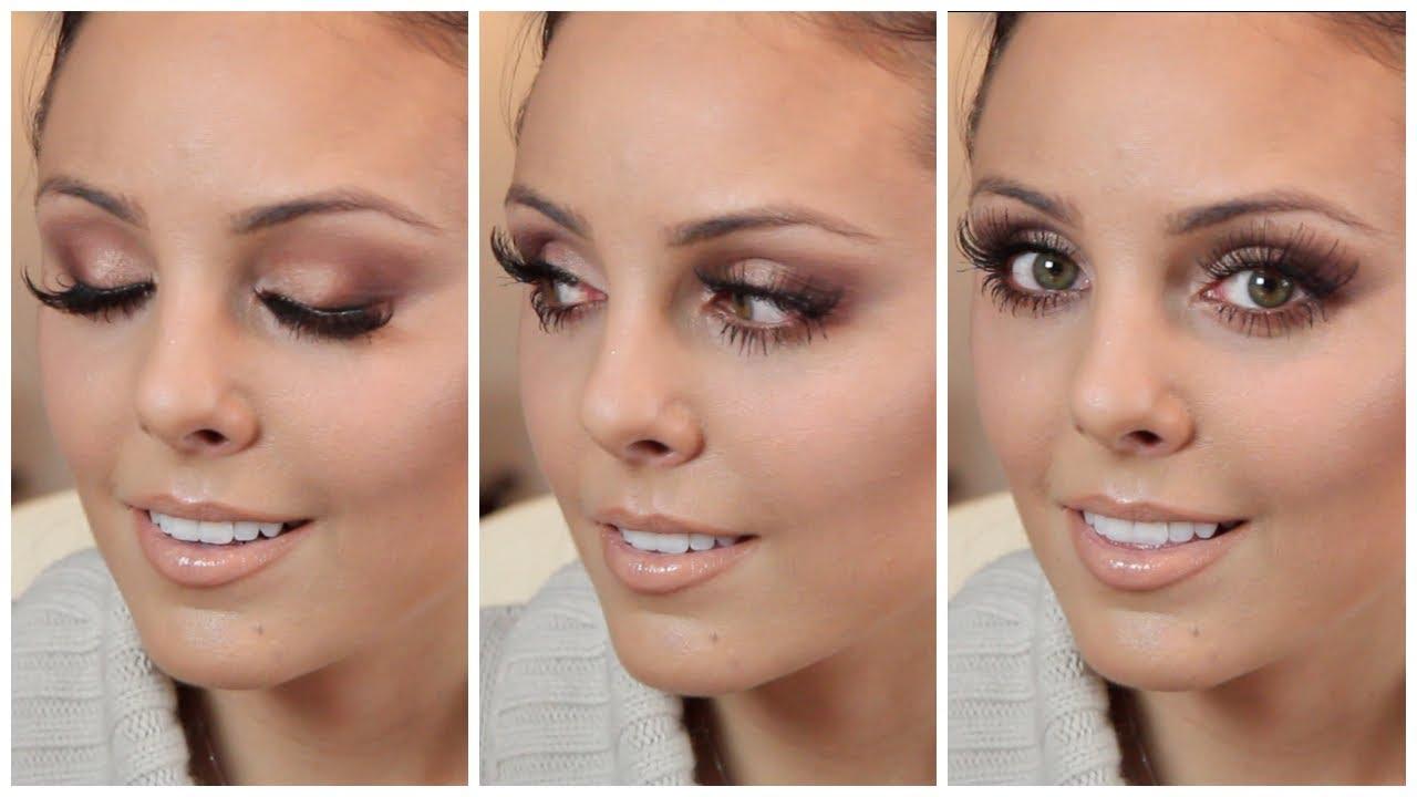 Get ready with me makeup tutorial kristi anne beil youtube baditri Choice Image