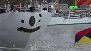 Velas Latinoamérica 2018. Puerto de Buenos Aires.
