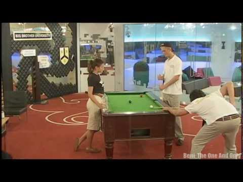FIGHT - POOL ARGUMENT GOES WRONG